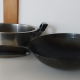 stew pot & iron wok (Great for stirfrying and cooking!) - ¥2000 (Yokohama (Tsurumi))