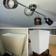 Sayonara Sale (Iidabashi Area) - Ceiling and Table Lamps