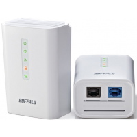 BUFFALO AirStation Powerline Network Adapter Pair - Brand New - ¥15000