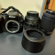 Nikon D5100 DSLR (Body plus 2 kit lenses and 32GB card)