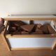 Storage Bench for 500 JPY