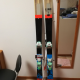 Skis - LINE Supernatural 86, 165 (with bindings and poles)