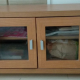 Free: Wooden Cabinet