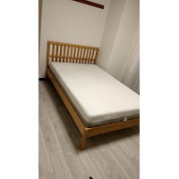 Semi Double Bed and Bed Frame ¥10000