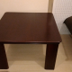 Beautiful small wood table ¥3000