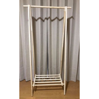 Almost New Nitori Clothing Rack