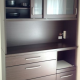 FOR SALE - Dark Brown Large Kitchen Cabinet Unit - Must go by April 14th!!!