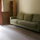 sofa green 3 seater, tall book shelf, short shelf *pick up only* chigasaki city* FREE