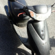 honda dio 50cc registered  with helmet