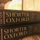 Shorter Oxford Dictionary Two Volumes