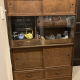 Old style Japanese cupboard on sale