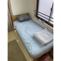 FREE Single Bed w/ Drawers