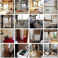 2nd floor Room in a Japanese-style house (Shinjuku) for RENT.[日本語版あり]